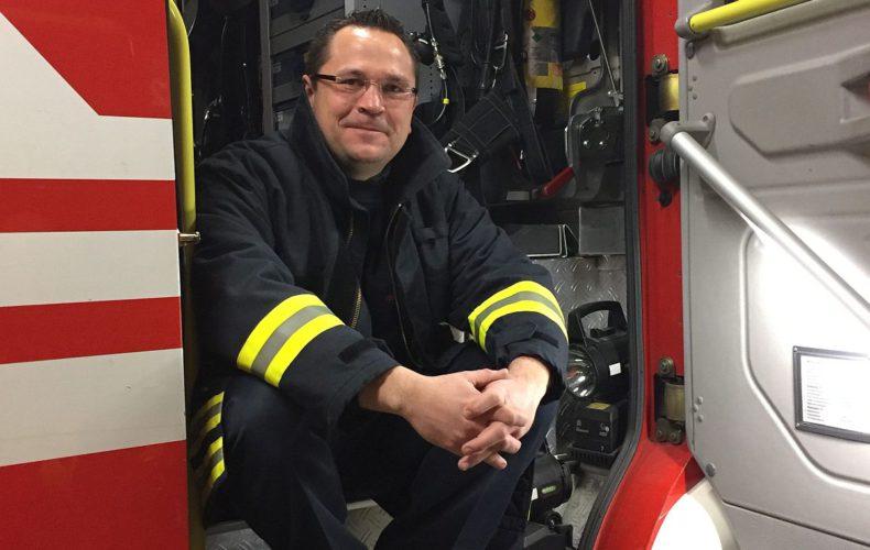 24-Stunden-Schicht bei der Feuerwehr in Hemer