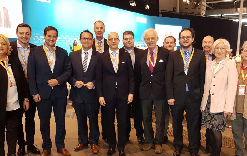 CDU-Landesparteitag in Münster