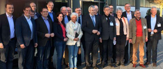 CDU-Bezirksvorstand Südwestfalen tagt bei KIRCHHOFF Automotive