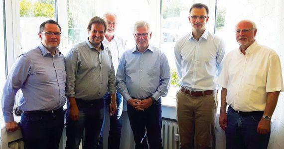 KSB sucht den Dialog mit den Landtagsabgeordneten des MK