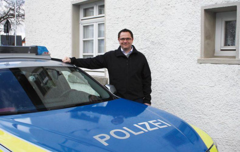 Mehr Personal für Polizei im Märkischen Kreis