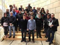 Tagesfahrt in den Landtag auf Einladung von MdL Marco Voge