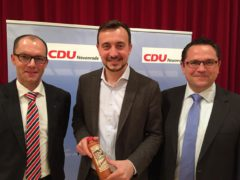 Paul Ziemiak zu Gast in Neuenrade
