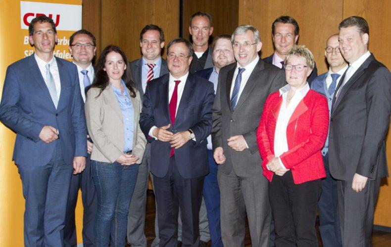 Armin Laschet zu Gast bei der CDU-Südwestfalen