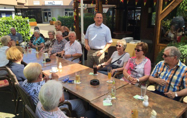 Sommergrillen Senioren Union Hemer