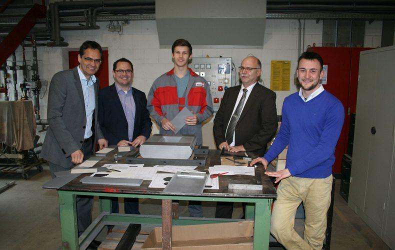 Hemeraner Unternehmen Megatherm erfolgreich bei Bewerbung von EU-Mitteln zum Thema Ressourcen-Effizienz