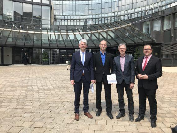 Land empfiehlt Plettenberg für Förderprogramm Regio.NRW