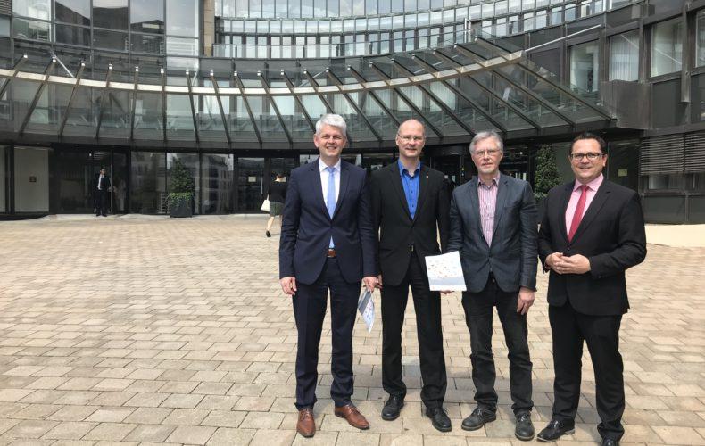 Landesregierung sagt Stadt Plettenberg Hilfe zu