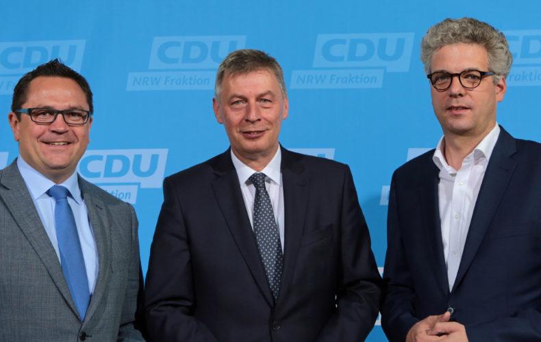 Marco Voge wird Sprecher einer Enquete-Kommission im Landtag