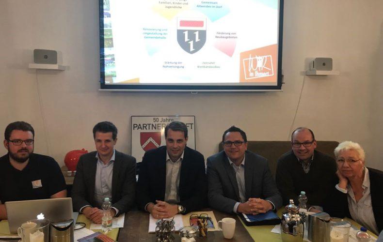 """Gemeinsam mit der CDU-Fraktion bei """"Wir in Ihmert"""""""