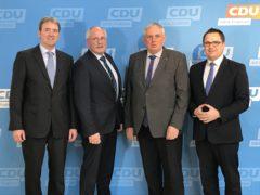 NRW-Gesundheitsminister Laumann unterstützt Neuenrader Initiative