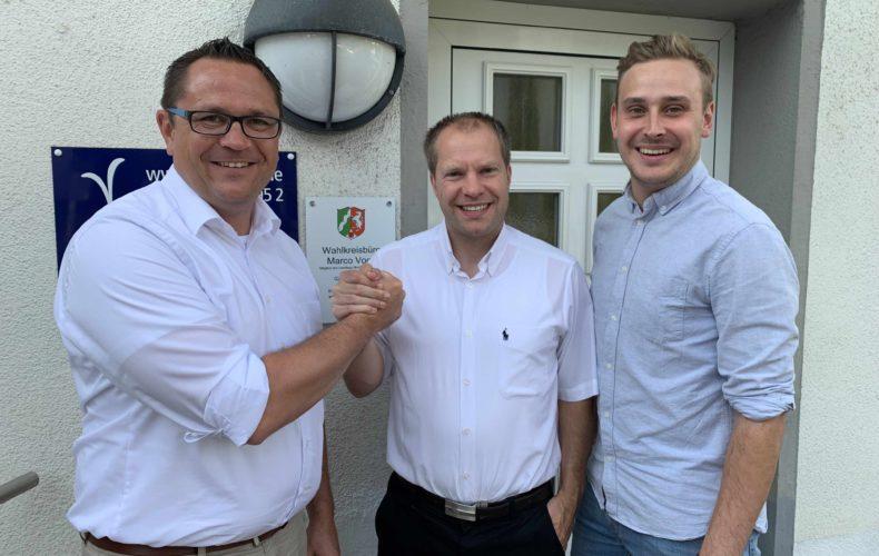 """Alexander Bange verstärkt zum 2. September das """"Team Voge"""""""