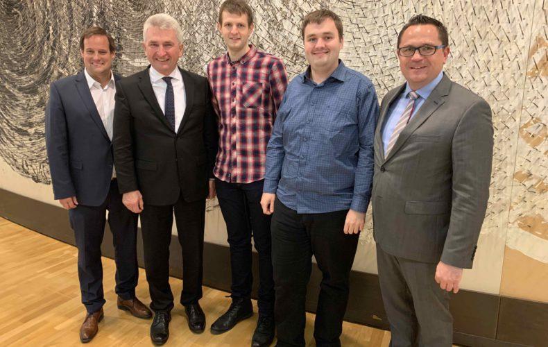 """Weltfinale der """"World Robot Olmpiad"""" findet in Dortmund statt"""