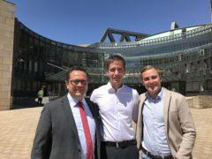 Sebastian Moos verlässt Landtagsbüro